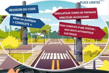 Ateliers sécurité routière